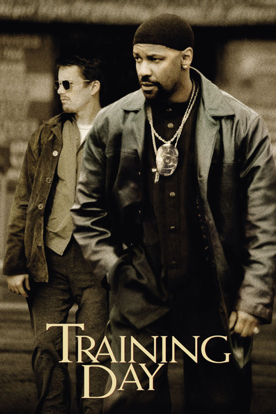 Movies Training Day poster
