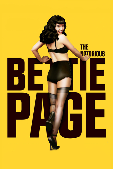 Movies The Notorious Bettie Page poster
