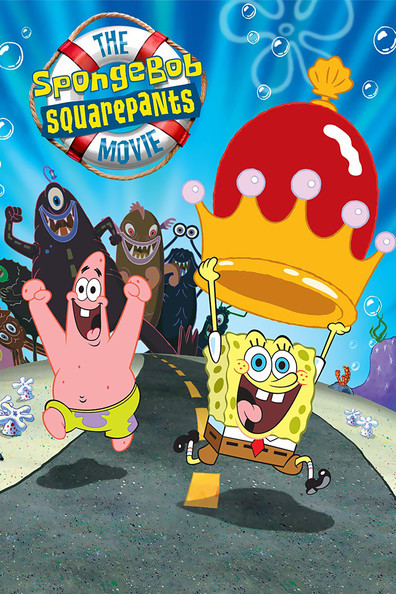 The SpongeBob SquarePants Movie cast, synopsis, trailer and photos.