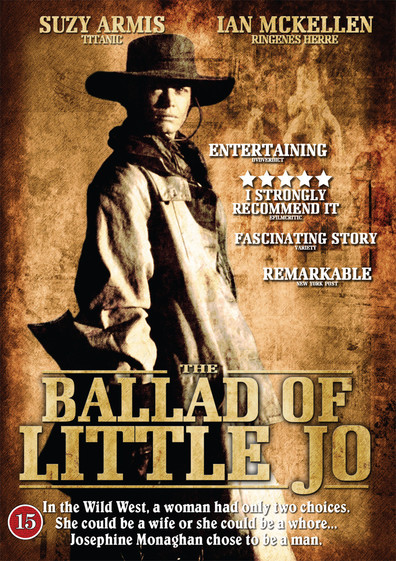 Movies The Ballad of Little Jo poster