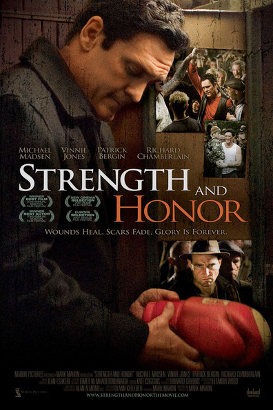 Movies Strength and Honour poster