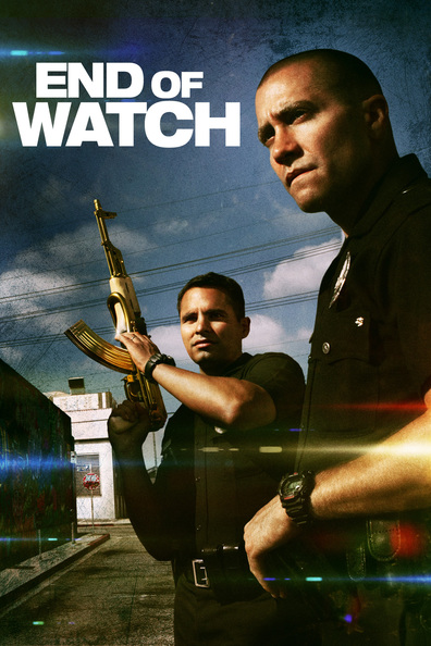 Movies End of Watch poster