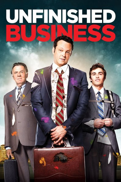 Movies Unfinished Business poster