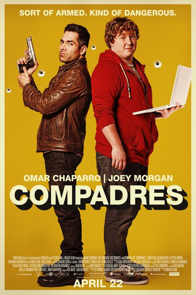 Compadres cast, synopsis, trailer and photos.