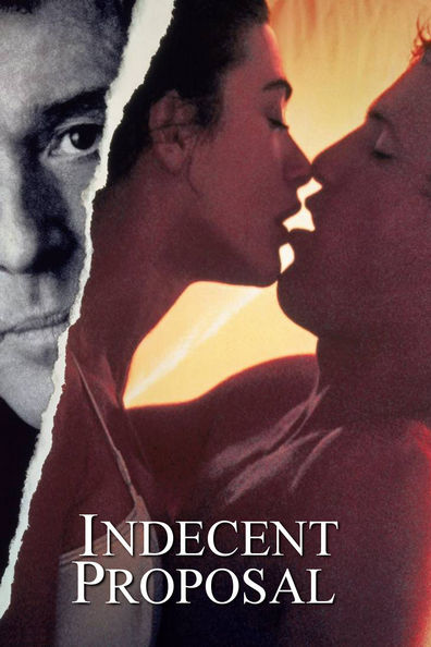 Movies Indecent Proposal poster