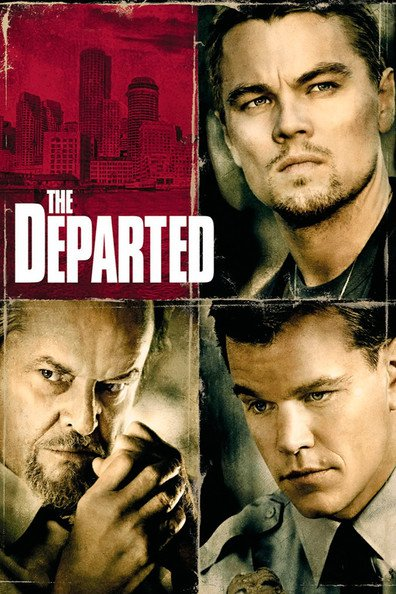 Movies The Departed poster