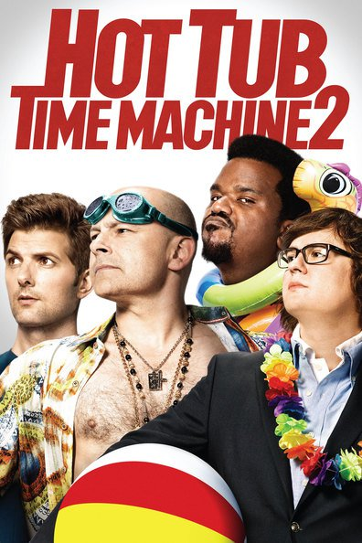 Hot Tub Time Machine 2 cast, synopsis, trailer and photos.