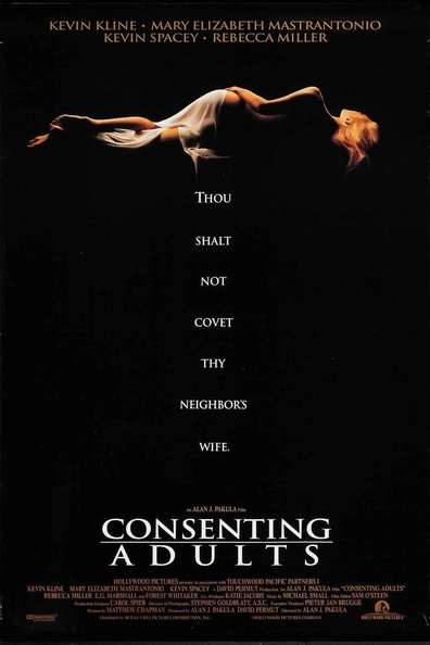 Movies Consenting Adults poster