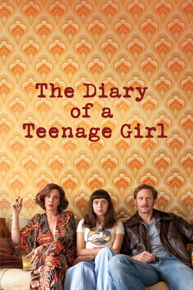 Movies The Diary of a Teenage Girl poster