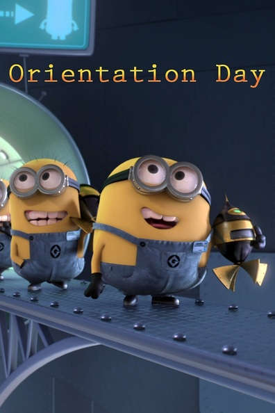 Orientation Day cast, synopsis, trailer and photos.