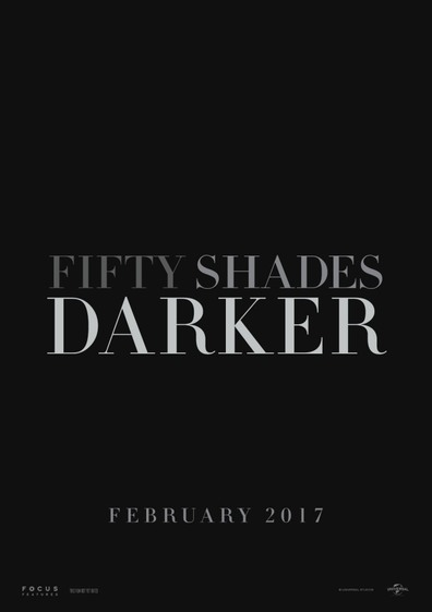 Movies Fifty Shades Darker poster