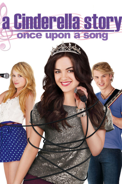 Movies A Cinderella Story: Once Upon a Song poster