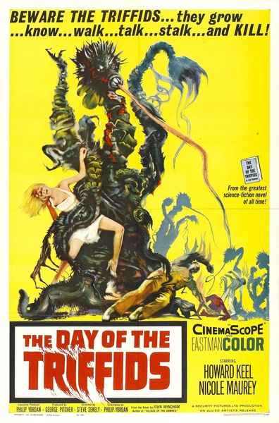The Day of the Triffids cast, synopsis, trailer and photos.