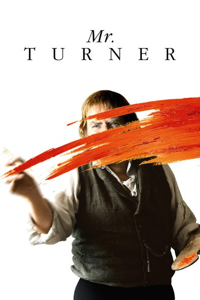Movies Mr. Turner poster