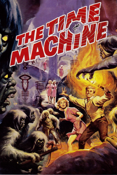 Movies The Time Machine poster