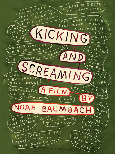Kicking and Screaming cast, synopsis, trailer and photos.