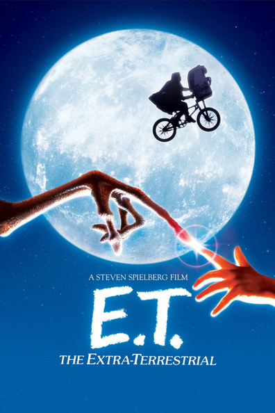 Movies E.T. the Extra-Terrestrial poster