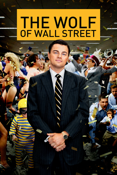 Movies The Wolf of Wall Street poster