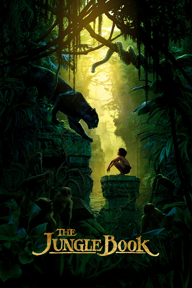 Movies The Jungle Book poster
