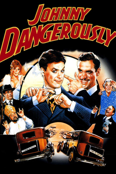 Movies Johnny Dangerously poster