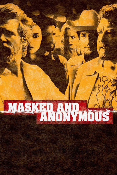 Movies Masked and Anonymous poster