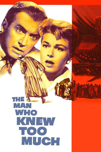 The Man Who Knew Too Much cast, synopsis, trailer and photos.