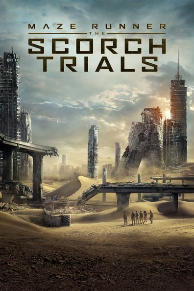Movies Maze Runner: The Scorch Trials poster
