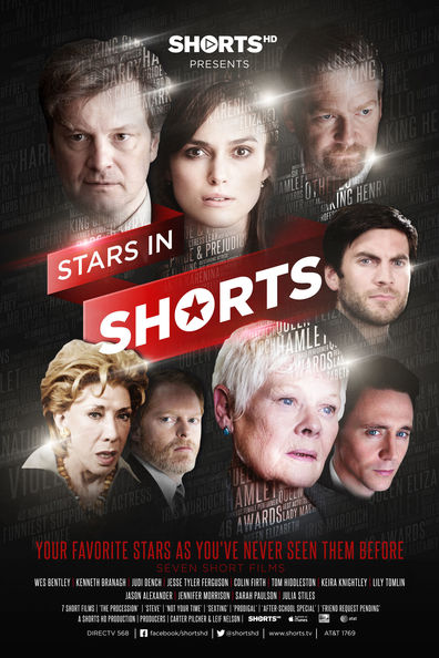Movies Stars in Shorts poster