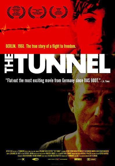 Der Tunnel cast, synopsis, trailer and photos.