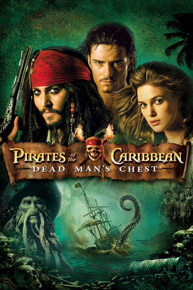 Pirates of the Caribbean: Dead Man's Chest cast, synopsis, trailer and photos.