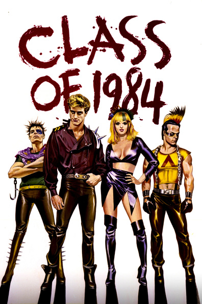 Movies Class of 1984 poster