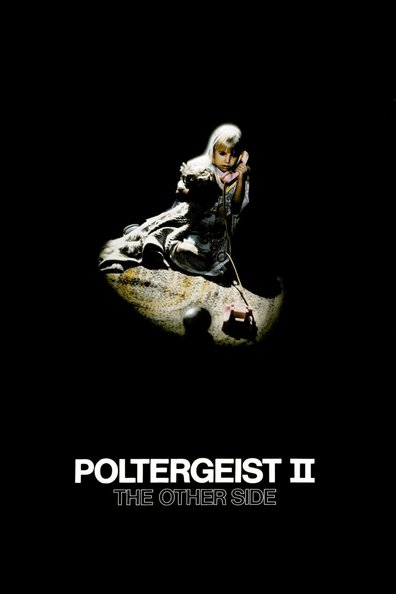 Movies Poltergeist II: The Other Side poster