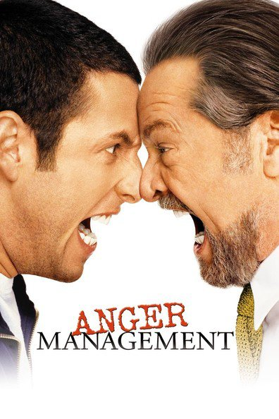 Anger Management cast, synopsis, trailer and photos.
