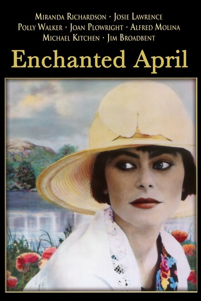 Movies Enchanted April poster