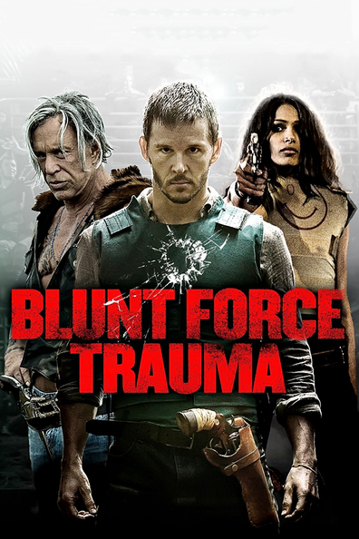 Movies Blunt Force Trauma poster
