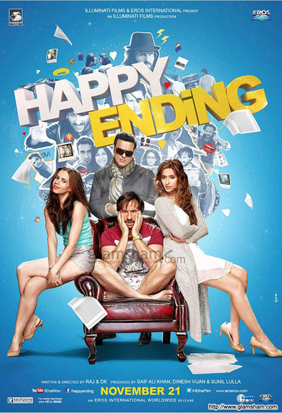 Movies Happy Ending poster