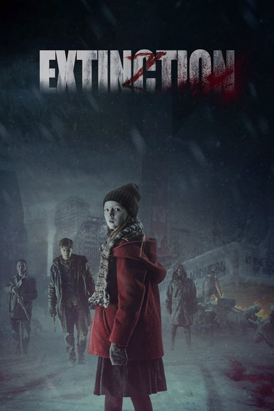 Extinction cast, synopsis, trailer and photos.