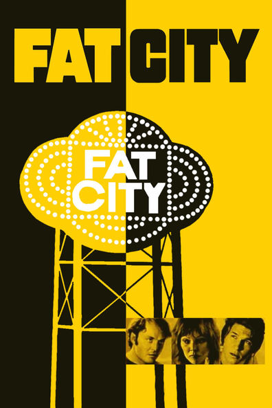 Movies Fat City poster