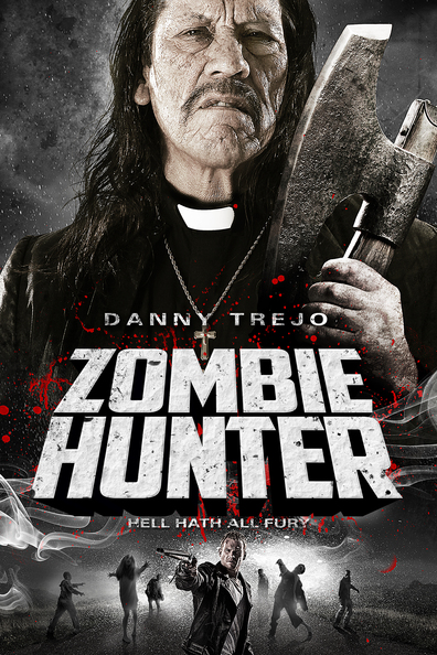 Movies Zombie Hunter poster