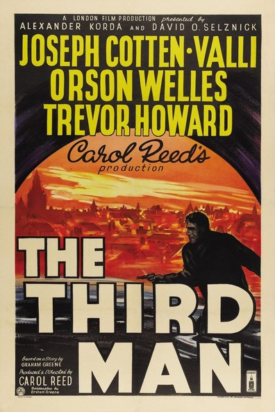 The Third Man cast, synopsis, trailer and photos.