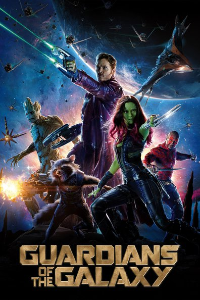 Guardians of the Galaxy cast, synopsis, trailer and photos.