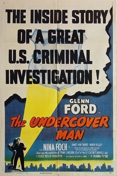 The Undercover Man cast, synopsis, trailer and photos.