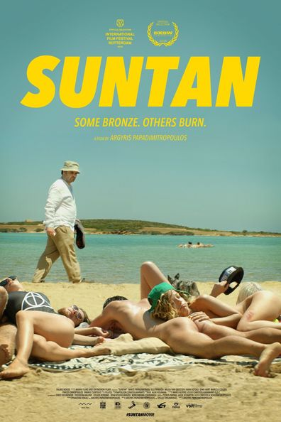 Suntan cast, synopsis, trailer and photos.