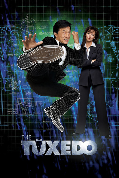 Movies The Tuxedo poster