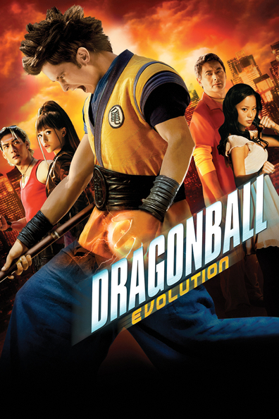 Movies Dragonball Evolution poster