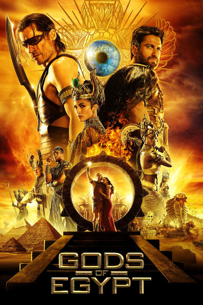 Movies Gods of Egypt poster