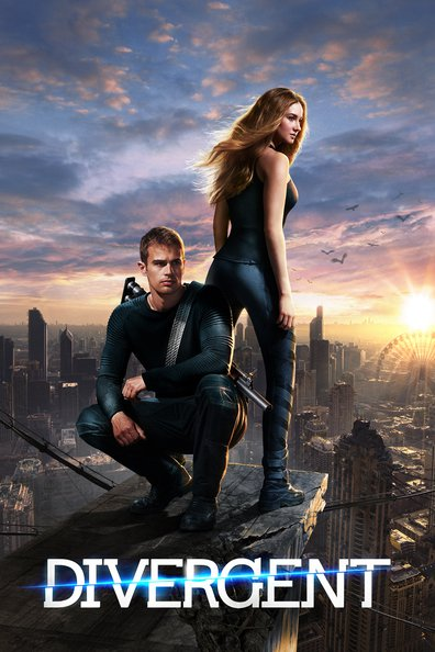 Movies Divergent poster