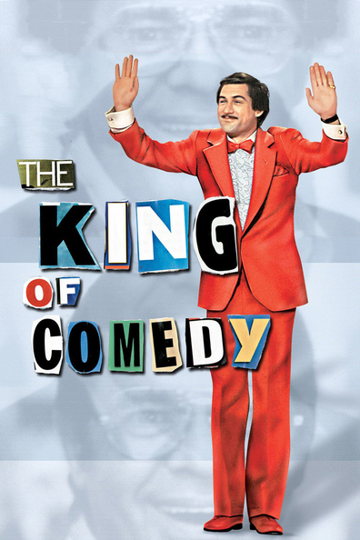 Movies The King of Comedy poster