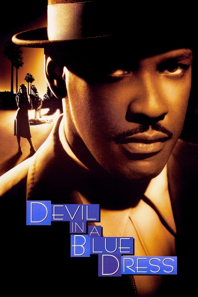 Movies Devil in a Blue Dress poster