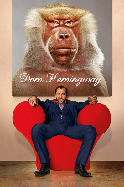 Movies Dom Hemingway poster